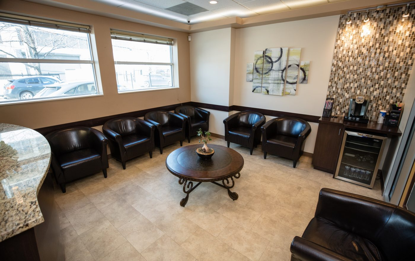 Dental Group of Chicago Waiting Room